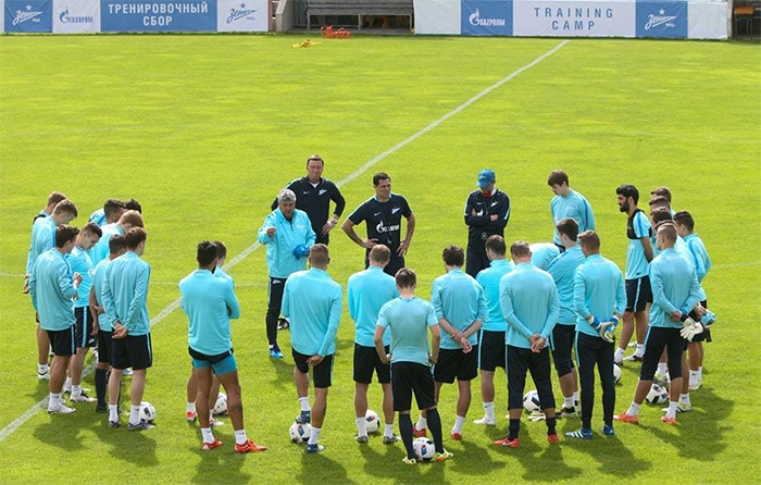 Zenit in Dubai